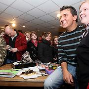 NLD/Volendam/20080301 - Signeersessie Jan Smit,