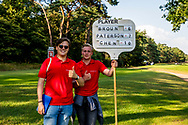 20-07-2019 Pictures of the final day of the Zwitserleven Dutch Junior Open at the Toxandria Golf Club in The Netherlands.<br /> Volunteers