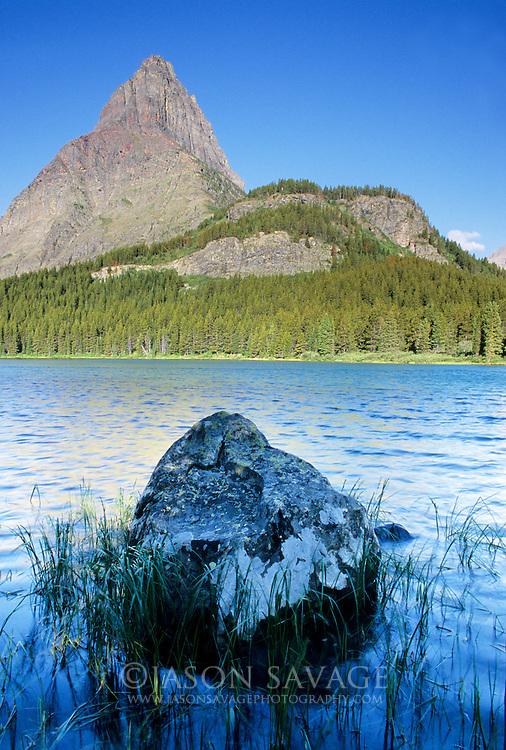 Swiftcurrent Lake,Glacier National Park