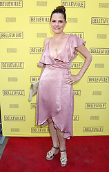 "Jessica Barth at the ""Belleville"" Opening Night held at the Pasadena Playhouse on April 22, 2018 in Pasadena, Ca. © Janet Gough / AFF-USA.COM. 22 Apr 2018 Pictured: Suzanne Cryer. Photo credit: Janet Gough / AFF-USA.COM / MEGA TheMegaAgency.com +1 888 505 6342"
