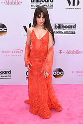 Camila Cabello at 2017 Billboard Music Awards held at T-Mobile Arena on May 21, 2017 in Las Vegas, NV, USA (Photo by Jason Ogulnik) *** Please Use Credit from Credit Field ***