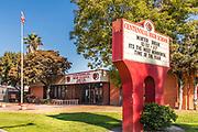 Centennial High School in Compton