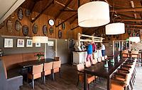 HOOG SOEREN -  Interieur clubhuis. Veluwse Golf Club bestaat 60 jaar. COPYRIGHT KOEN SUYK