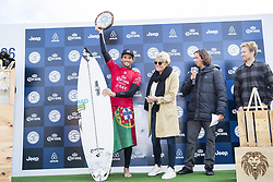 July 20, 2017 - Rookie Frederico Morais of Portugal placed runner-up first final of his career at the Corona Open J-Bay after placing second to Filipe Toledo of Brazil in overhead conditions at Supertubes, Jeffreys Bay, South Africa...Corona Open J-Bay, Eastern Cape, South Africa - 20 Jul 2017. (Credit Image: © Rex Shutterstock via ZUMA Press)