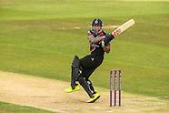 Northants Steelbacks v Somerset County Cricket Club 030815
