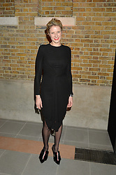 FIONA SCARRY at the Future Contemporaries Party in association with Coach at The Serpentine Sackler Gallery, West Carriage Drive, Kensington Gardens, London on 21st February 2015.