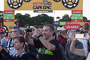 Spectators during the Prologue of the 2018 Absa Cape Epic Mountain Bike stage race held at the University of Cape Town (UCT) in Cape Town, South Africa on the 18th March 2018<br /> <br /> Photo by Greg Beadle/Cape Epic/SPORTZPICS<br /> <br /> PLEASE ENSURE THE APPROPRIATE CREDIT IS GIVEN TO THE PHOTOGRAPHER AND SPORTZPICS ALONG WITH THE ABSA CAPE EPIC<br /> <br /> {ace2018}