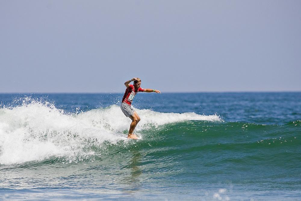 August, 29, 2010; Virginia Beach, VA, USA; Surfing from  the 2010 ECSC. Mandatory Credit: Peter J. Casey