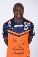 Souleymane CAMARA - 23.07.2014 - Portraits officiels Montpellier - Ligue 1 2014/2015<br /> Photo : Icon Sport