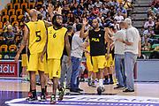 """DESCRIZIONE : Torneo Città di Sassari """"Mimì Anselmi"""" Dinamo Banco di Sardegna Sassari - AEK Atene<br /> GIOCATORE : Malik Hairston<br /> CATEGORIA : Before Pregame<br /> SQUADRA : AEK Atene<br /> EVENTO :  Torneo Città di Sassari """"Mimì Anselmi"""" <br /> GARA : Dinamo Banco di Sardegna Sassari - AEK Atene Torneo Città di Sassari """"Mimì Anselmi""""<br /> DATA : 12/09/2015<br /> SPORT : Pallacanestro <br /> AUTORE : Agenzia Ciamillo-Castoria/L.Canu"""
