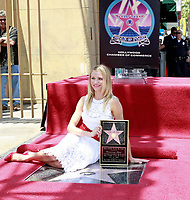 6/22/2009 Cameron Diaz at her Hollywood Walk of Fame ceremony