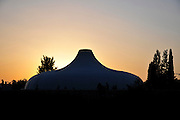 Israel, Jerusalem, Israel Museum, The Shrine of the Book focuses on the Dead Sea Scrolls and other ancient scriptures