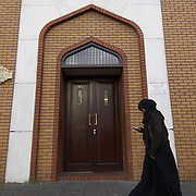 East London Mosque, Whitechapel Road,