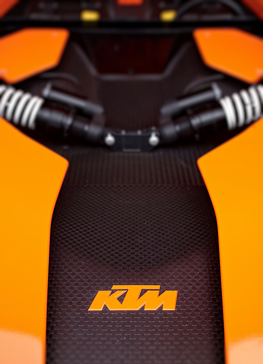 Race days - KTM X-Bow