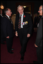 November 12, 2016 - London, United Kingdom - Image ¬©Licensed to i-Images Picture Agency. 12/11/2016. London, United Kingdom. Royal Festival of Remembrance. ...The Duke of Gloucester arrives at the annual Royal Festival of Remembrance at the Royal Albert Hall in London...Picture by  i-Images / Pool (Credit Image: © i-Images via ZUMA Wire)