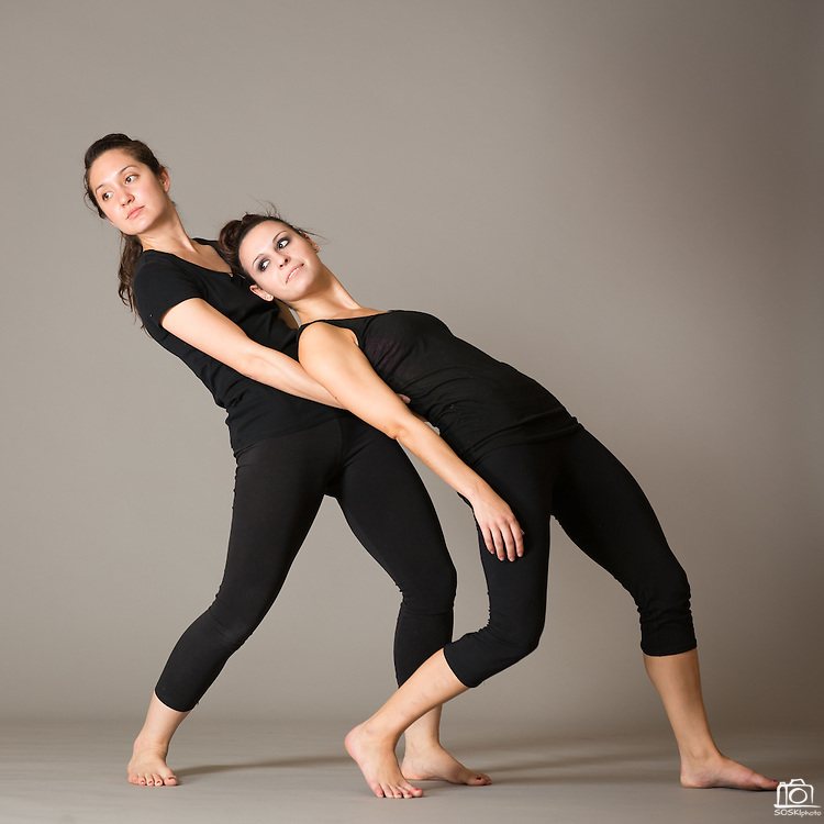 """Promotional shoot for San Jose based dance company Moving Sculptures' """"Flows"""" choreographed by Jazon Escultura, on Oct. 28, 2012 in San Jose, Calif.  Photo by Stan Olszewski/SOSKIphoto."""
