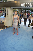 """Scarlett Johansen  arriving at the UK Premiere of """"The Island"""" at the Odeon Leicester Square, London. 7 August 2005. , ONE TIME USE ONLY - DO NOT ARCHIVE  © Copyright Photograph by Dafydd Jones 66 Stockwell Park Rd. London SW9 0DA Tel 020 7733 0108 www.dafjones.com"""