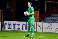 Ben Hinchliffe. Stockport County FC 3-0 Eastleigh FC. Vanarama National League. Edgeley Park. 23.3.21