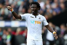 Swansea City v Newcastle United - 13 September 2017