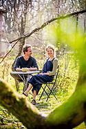 the cabin couple-foto joren de weerdt