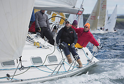 Clyde Cruising Club's Scottish Series 2019<br /> 24th-27th May, Tarbert, Loch Fyne, Scotland<br /> <br /> Day 1, GBR9963 , First By Farr , CCC, First 45F5.<br /> <br /> Credit: Marc Turner / CCC