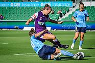 WWL Rnd 9 Glory v Sydney FC