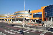 Israel, Haifa Bay, Lev Hamifratz shopping Mall