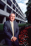 John Akers, CEO and Chairman of the Board of IBM<br /> Chairman and President of IBM 1988<br /> John Akers, CEO and Chairman of the Board of IBM