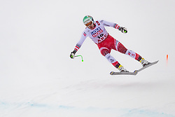February 9, 2019 - Re, SWEDEN - 190209 Otmar Striedinger of Austria competes in the downhill during the FIS Alpine World Ski Championships on February 9, 2019 in re  (Credit Image: © Daniel Stiller/Bildbyran via ZUMA Press)
