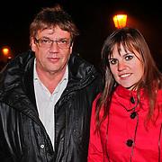 NLD/Utrecht/20101116 - Premiere Harry Potter, Henk Westbroek en .............