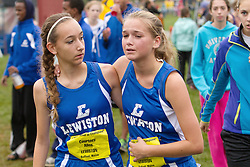 Festival of Champions High School Cross Country meet, Courtney Allen, Taylor True, Lewiston