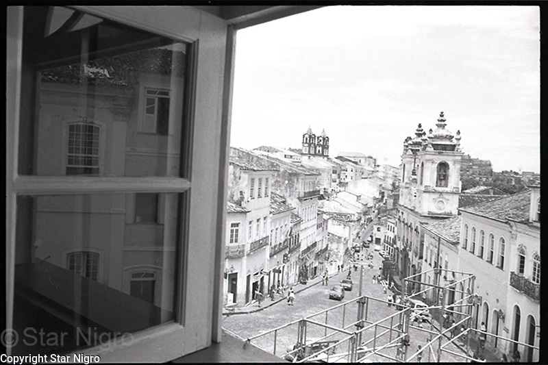 A museum view of Bahia, Brazil<br /> <br /> photo by Star Nigro<br /> <br /> ©2021 All artwork is the property of STAR NIGRO.  Reproduction is strictly prohibited.