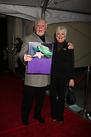 11/3/2010 Marty Ingles and Shirley Jones at the Hollywood Walk of Fame's 50th anniversary party.
