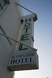 The Hummingbird Hotel in Florida