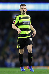 1st March 2017 - FA Cup - 5th Round (Replay) - Manchester City v Huddersfield Town - Jack Payne of Huddersfield - Photo: Simon Stacpoole / Offside.
