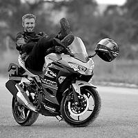 Jacob, Keith and Stuart - Bike Ride 2020