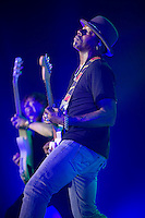 Tomi Martin and Dan Kanter during Justin Bieber's My World Tour.  (MANDATORY CREDIT:  Robert Caplin / PSG)  **EXCLUSIVE : DOUBLE SPACE RATES APPLY.  CALL 646.325.3221 PRIOR TO PUBLICATION**......... Tomi Martin<br /> <br /> Photo © Robert Caplin<br /> robert@robertcaplin.com