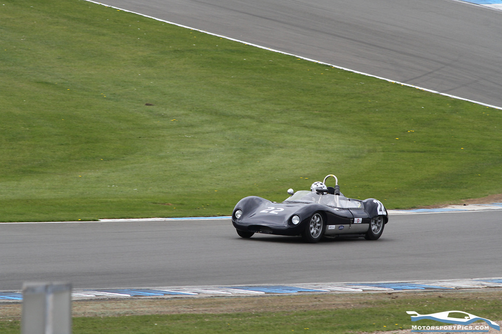 05 May 2013. Stirling Moss Trophy. Donington Park