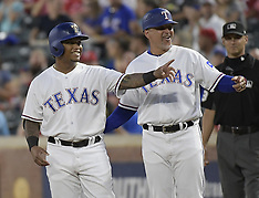 Texas Rangers v The Seattle Mariners - 12 Sept 2017
