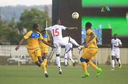 October 16, 2018 - Kigali, Rwanda - Afcon Cup Qualifying match between Rwanda and Guinea in Kigali, Rwanda on 16 October 2018  (Credit Image: RealTime Images)