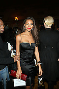 Miss USA Crystle Stewart at The 2009 Fall Baby Phat Fashion Show held at Gotham Hall on February 17, 2009 in New York City.
