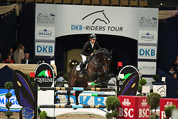 Ehning Marcus, (GER), Singular LS La Silla<br /> DKB-Riders Tour<br /> Grand Prix Kreditbank Jumping München 2015<br /> © Hippo Foto - Stefan Lafrentz
