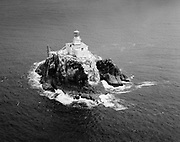 "Ackroyd 09822-01/20""Oregonian. aerials. June 28, 1960"". ""Tillamook Lighthouse"""