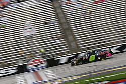 April 6, 2018 - Ft. Worth, Texas, United States of America - April 06, 2018 - Ft. Worth, Texas, USA: Bayley Currey (8) brings his race car down the front stretch during practice for the My Bariatric Solutions 300 at Texas Motor Speedway in Ft. Worth, Texas. (Credit Image: © Chris Owens Asp Inc/ASP via ZUMA Wire)