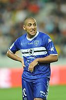 FOOTBALL - FRENCH CHAMPIONSHIP 2011/2012 - L2 - FC NANTES v SC BASTIA - 05/08/2011 - PHOTO PASCAL ALLEE / DPPI - WAHBI KHAZRI (BAS)