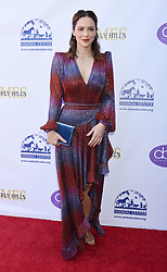 Stars at the 2019 Daytime Beauty Awards red carpet. 20 Sep 2019 Pictured: Katharine McPhee-Foster. Photo credit: Janet Gough / AFF-USA.com / MEGA TheMegaAgency.com +1 888 505 6342