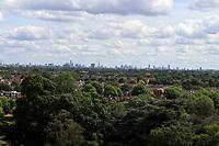 Great Pagoda, Kew Gardens, London, UK, 09 June 2019, Photo by Richard Goldschmidt