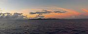Sunrise, Aitutaki,, Aitutaki, Cook Islands, South Pacific