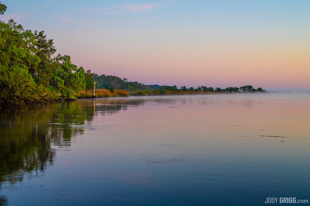 South Carolina's ACE Basin is one of the largest wetland ecosystems on the Atlantic coast.