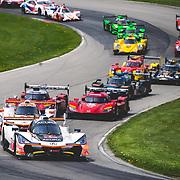 IMSA Mid Ohio Acura Sportscar Challenge 2018